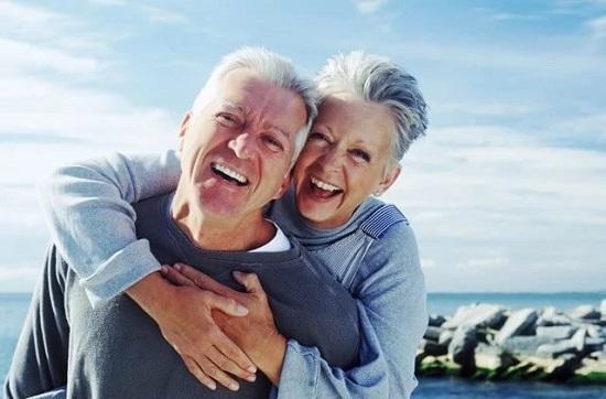 Секс на пенсии. Будет ли близость после 60?
