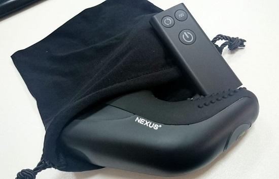 Массажер простаты Nexus Revo Stealth: подробный обзор