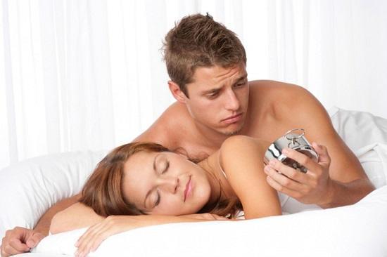 Как продлить половой акт на 20 минут?