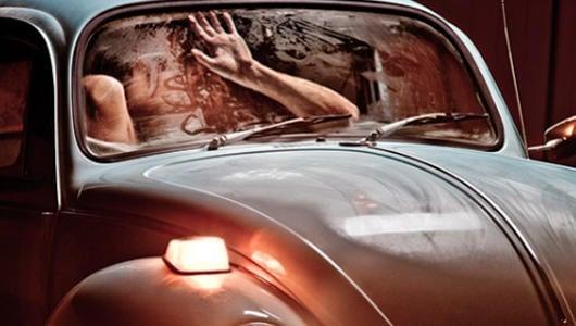 Секс во время езды на автомобиле