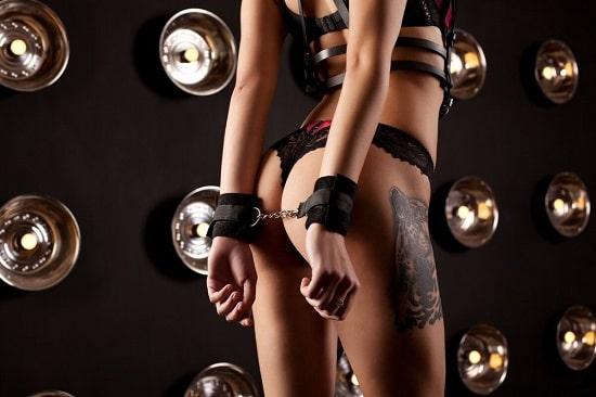 Сексуальное связывание. Опыт реальных женщин