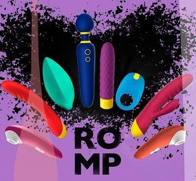 Romp — идеальные секс-игрушки, доступные каждому