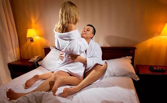 Можно ли забеременеть при прерванном половом акте?
