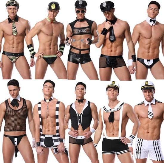 6 ролевых костюмов для мужчин
