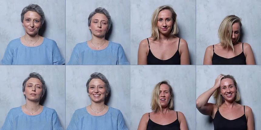 Как выглядят женщины во время оргазма? (Фото)