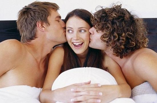 5 правил секса втроем: МЖМ