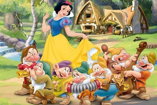 Ролевая игра Белоснежка и семь гномов. Простое воплощение фантазий!