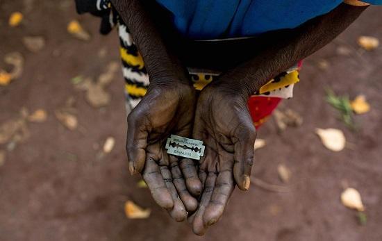 Женское обрезание. Зверские сексуальные традиции