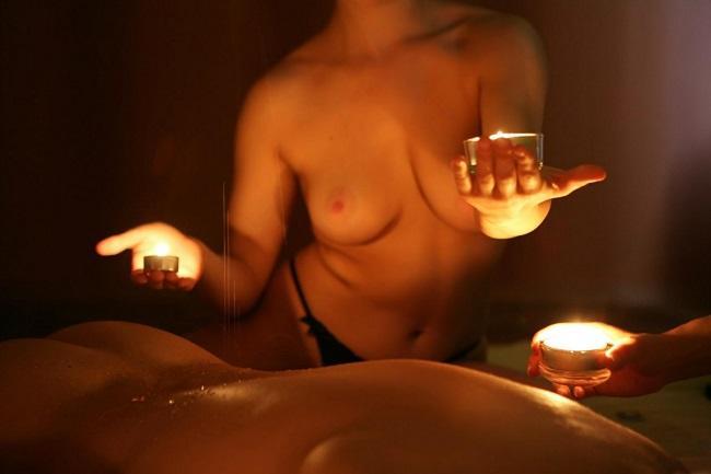 Секреты чувственного массажа