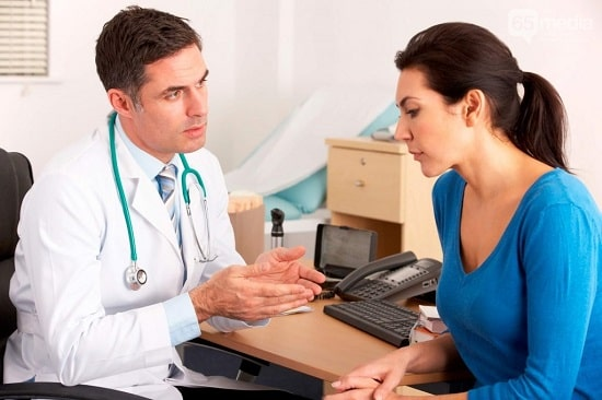 Когда пора обращаться к венерологу?