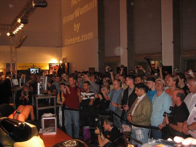 Наш фотоотчет с выставки Venus 2008