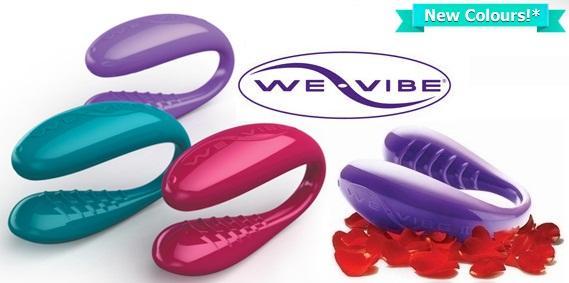 We Vibe - Игрушка, сексуальная сама по себе!