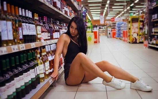 Оргазм в супермаркете. Как осуществить фантазию?