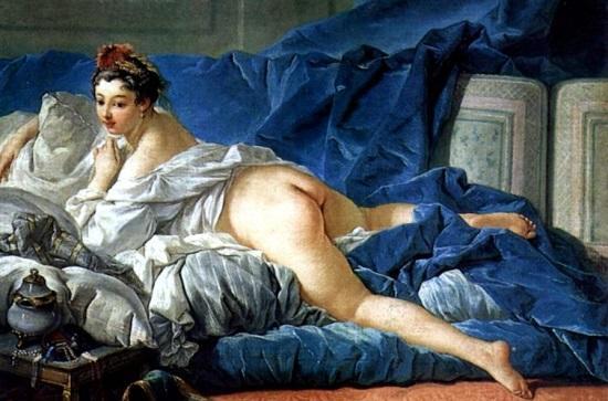 Эротическая диета маркизы Помпадур