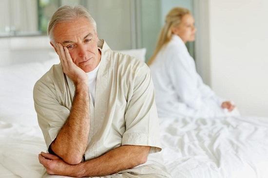 Важные изменения полового члена у мужчин с возрастом