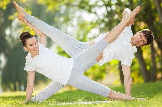Йога в помощь. 5 лучших поз для улучшения секса